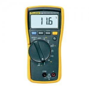 Fluke 116 цифровой мультиметр