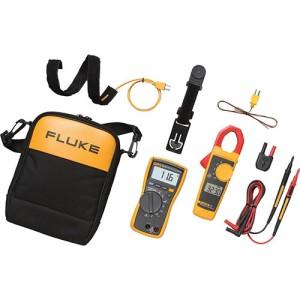 Fluke 116/323 KIT комплект цифровой мультиметр + клещи токоизмерительные