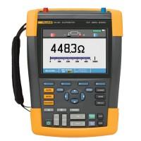 Fluke 190-062 серия II цветной осциллограф, 2 канала, 60 МГц