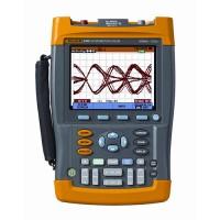 Fluke 225C и 215C осциллографы-мультиметры ScopeMeter