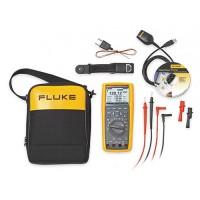 Fluke 289 FVF мультиметр цифровой полный комплект