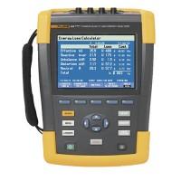 Fluke 435 II/BASIC анализатор качества электроэнергии (без токовых клещей)
