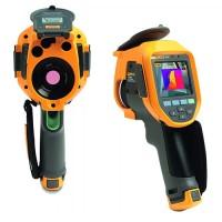 Fluke Ti200 тепловизоры c системой автофокусировки LaserSharp™ и беспроводным подключением