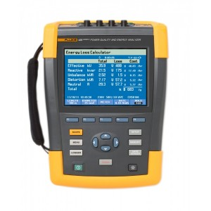 Fluke 435 серии II анализатор энергии